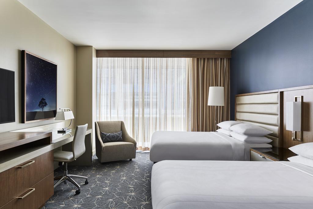 Marriott Marquis Houston 9