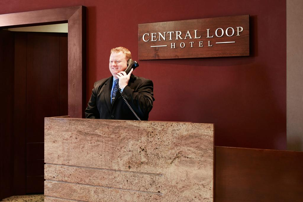 Central Loop Hotel, Chicago