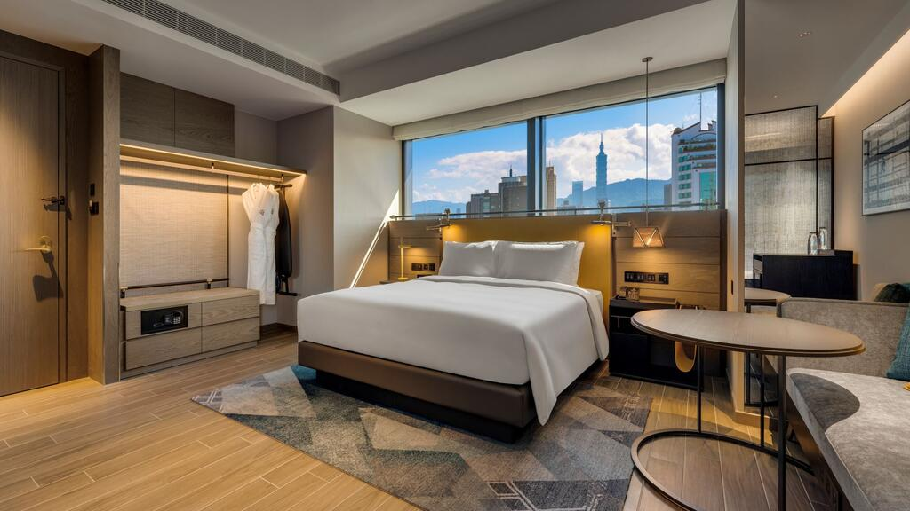 Hotel Resonance Taipei, Tapestry Collection by Hilton 1