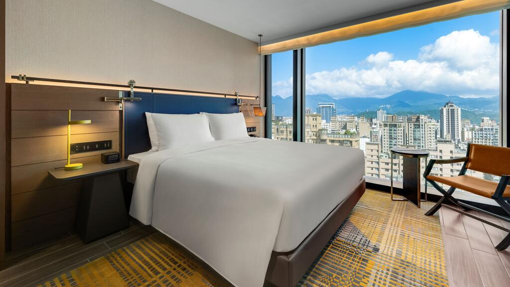 Hotel Resonance Taipei, Tapestry Collection by Hilton 10