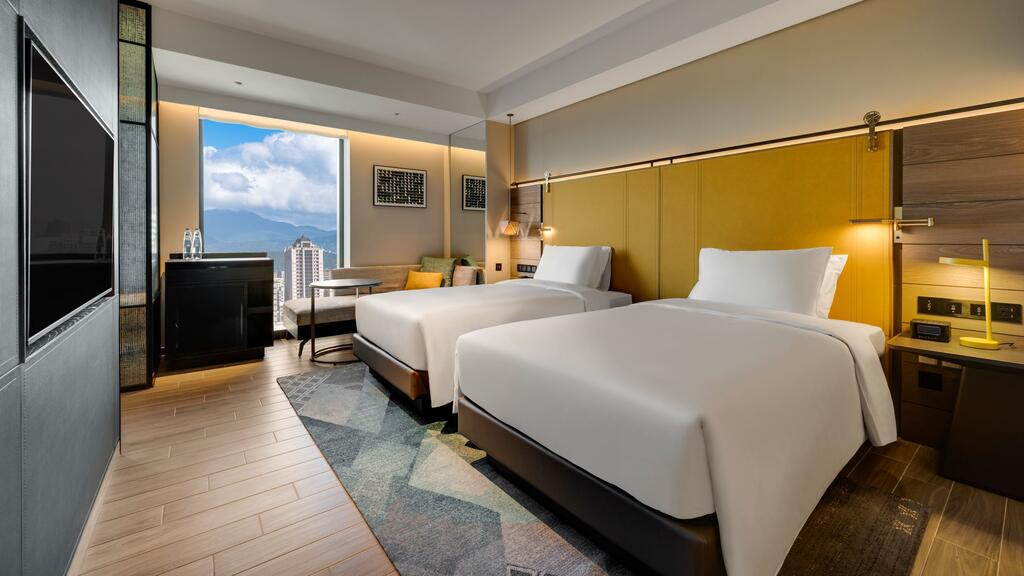 Hotel Resonance Taipei, Tapestry Collection by Hilton 12