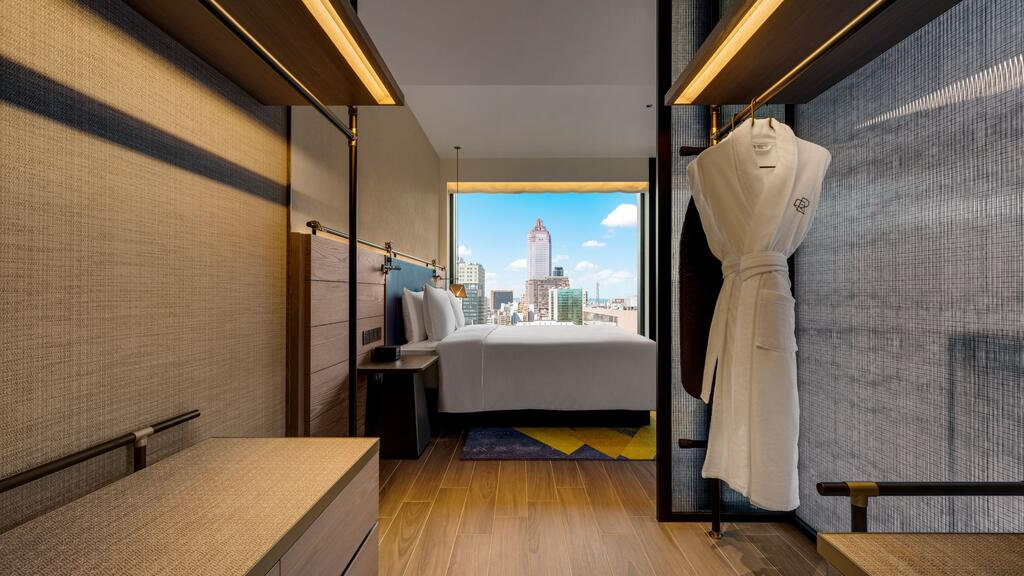 Hotel Resonance Taipei, Tapestry Collection by Hilton 5