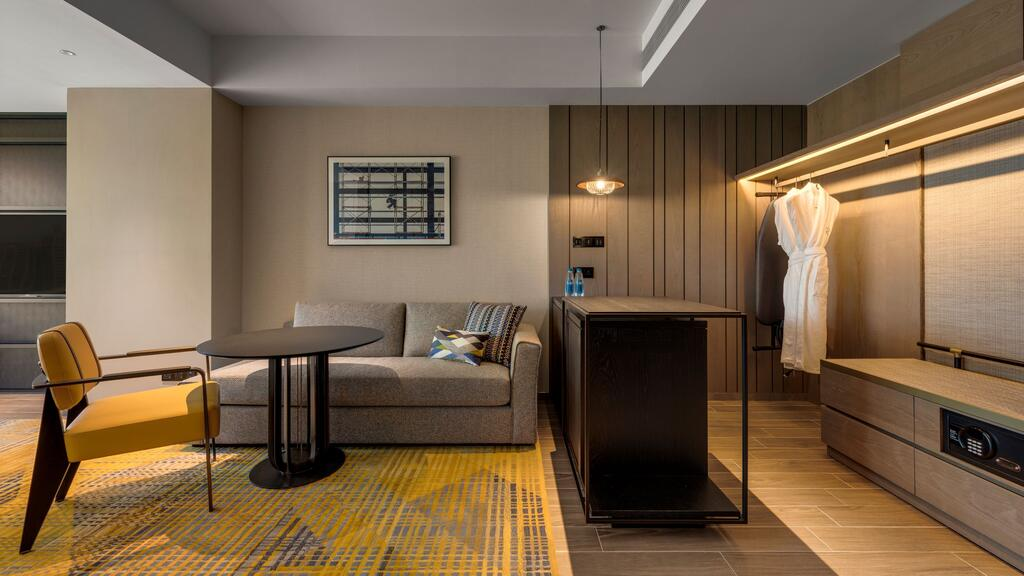 Hotel Resonance Taipei, Tapestry Collection by Hilton 9