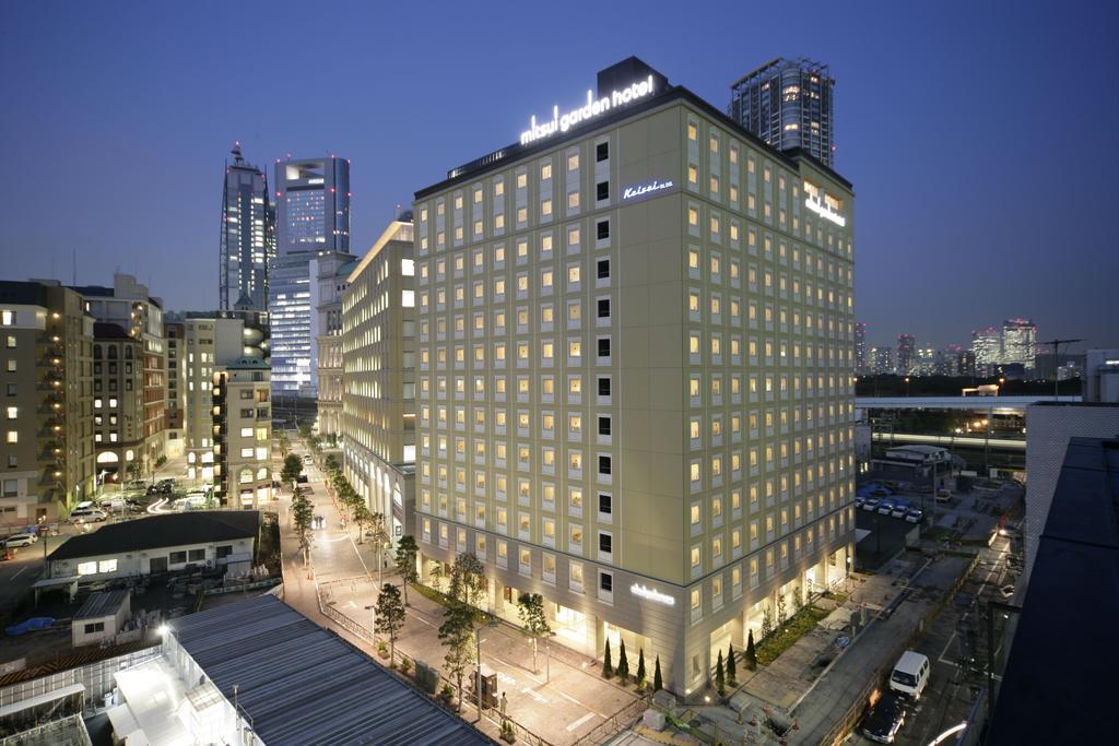 Mitsui Garden Hotel Shiodome Italia-gai 6