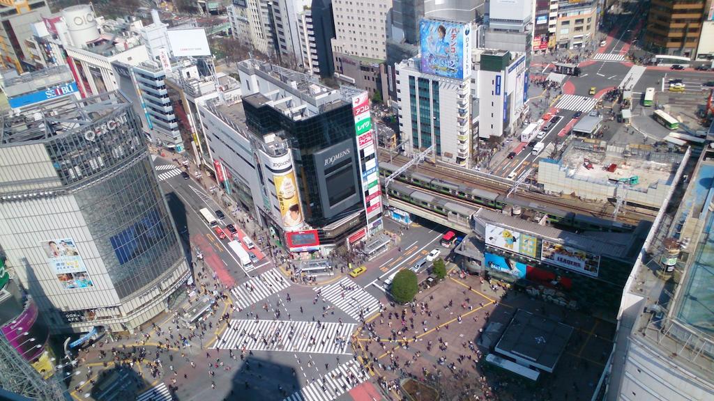 Shibuya Excel Hotel Tokyu 7