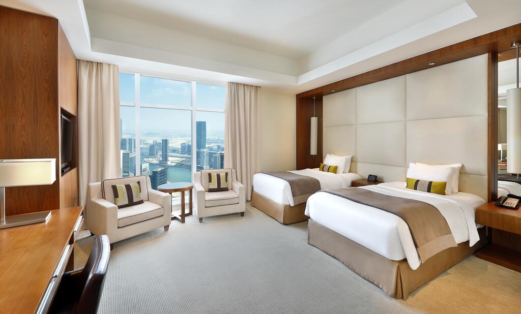 JW Marriott Marquis Hotel Dubai 12
