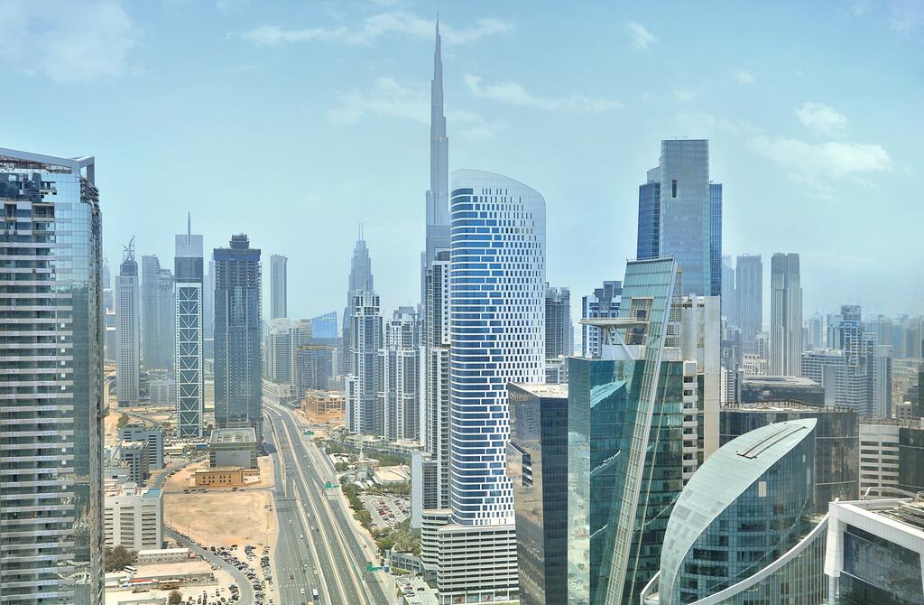 JW Marriott Marquis Hotel Dubai 2