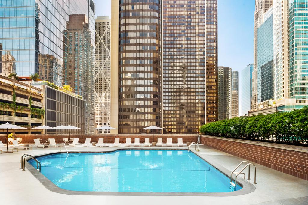 DoubleTree by Hilton Hotel Chicago 11
