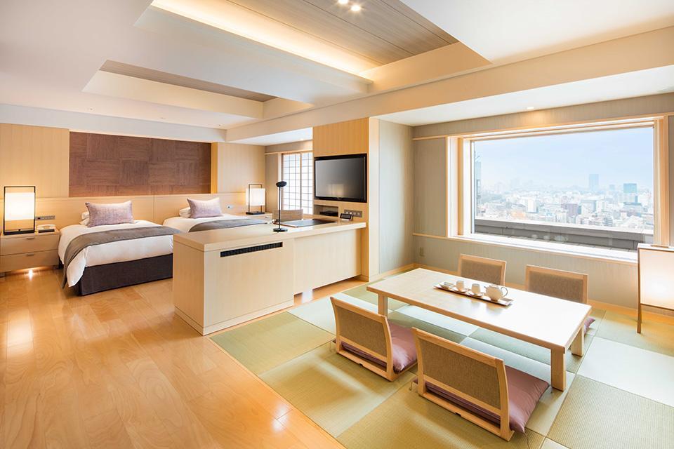 Cerulean Tower Tokyu Hotel 4