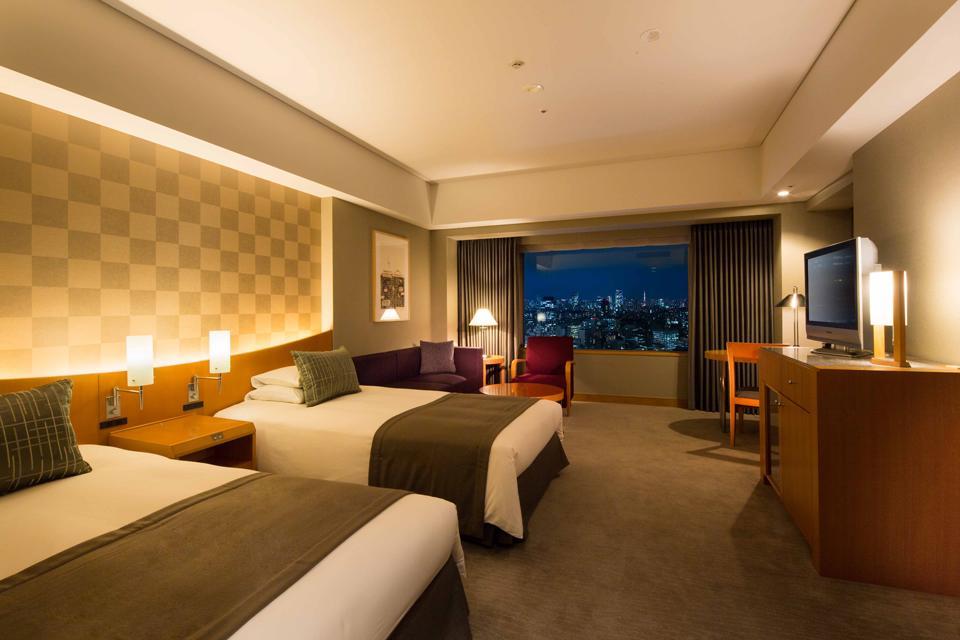 Cerulean Tower Tokyu Hotel 9