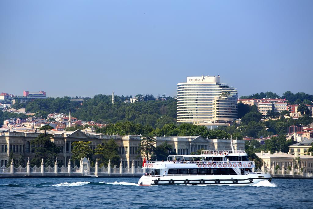 Conrad Istanbul Bosphorus 2