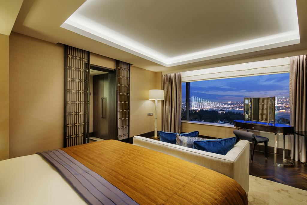 Conrad Istanbul Bosphorus 6