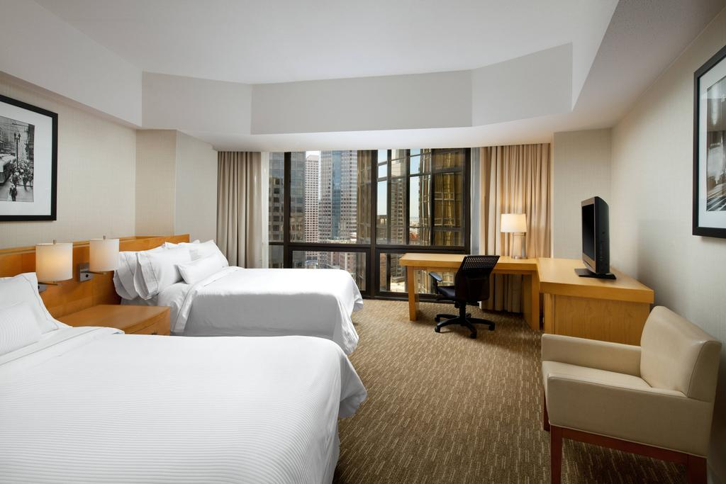 The Westin Bonaventure Hotel & Suites, Los Angeles 3