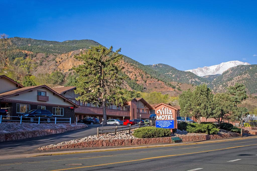 Americas Best Value Inn Villa Motel 1