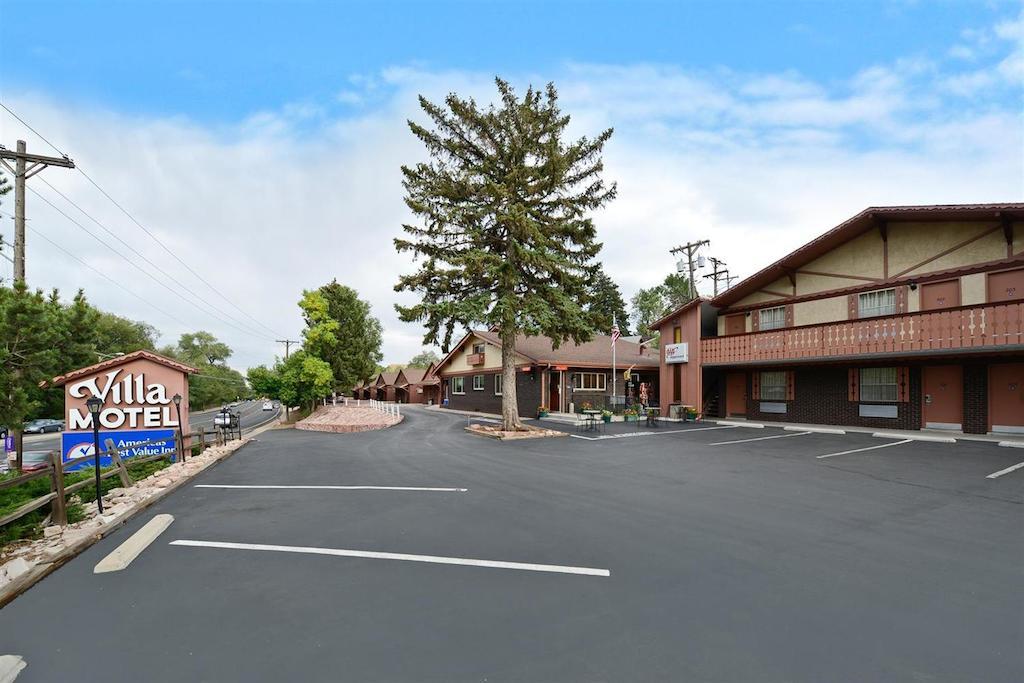 Americas Best Value Inn Villa Motel 2