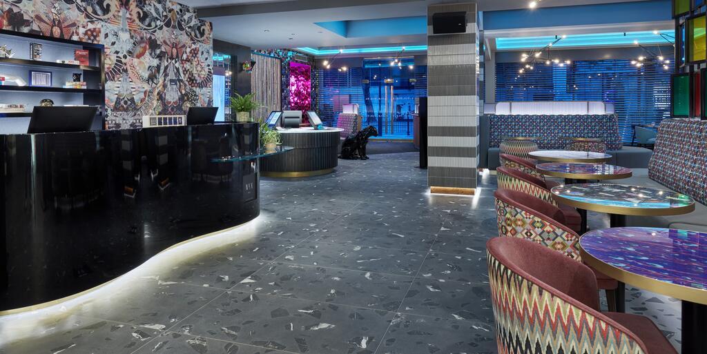 NYX Hotel London Holborn by Leonardo Hotels 3
