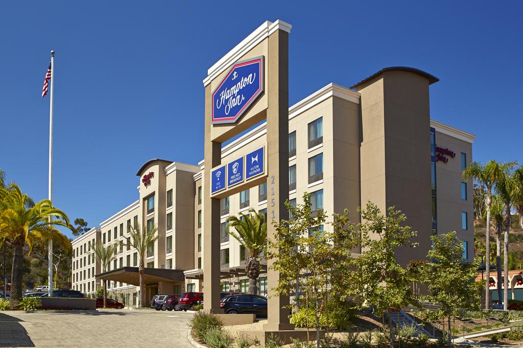 Hampton Inn San Diego Mission Valley