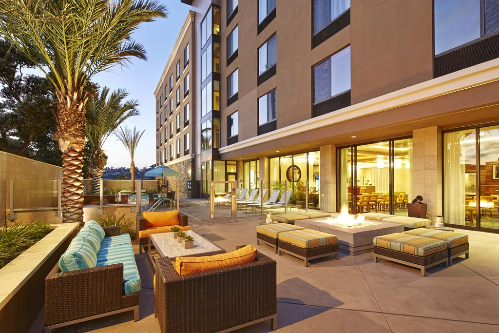 Hampton Inn San Diego Mission Valley 3