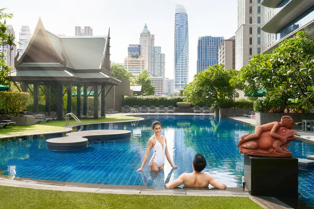 The Athenee Hotel, a Luxury Collection Hotel, Bangkok 2