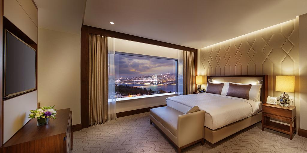 Conrad Istanbul Bosphorus 14