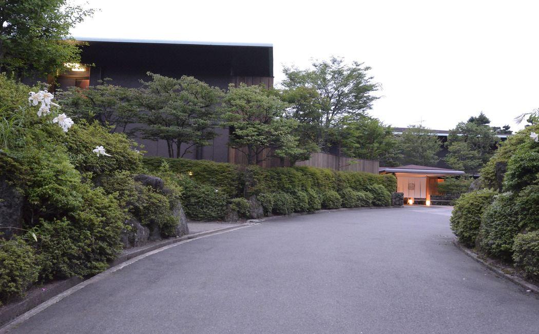 Hakone Gora Byakudan, Hakone 2
