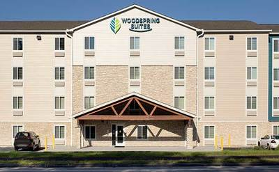 WoodSpring Suites Nashua Merrimack 3