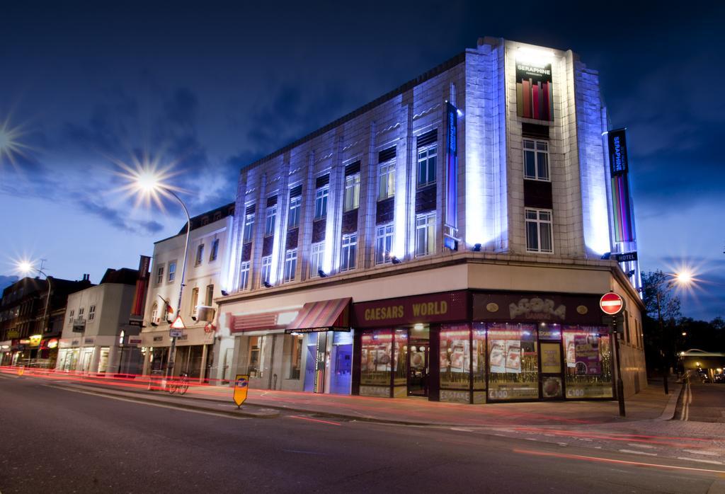 Best Western Plus Seraphine Hammersmith Hotel 4