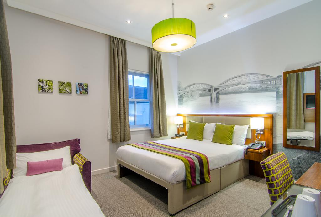 Best Western Plus Seraphine Hammersmith Hotel 7