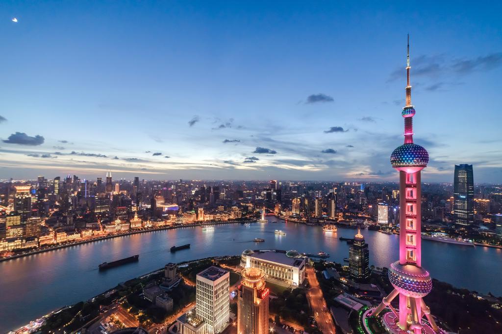 The Ritz-Carlton Shanghai, Pudong, Shanghai 9