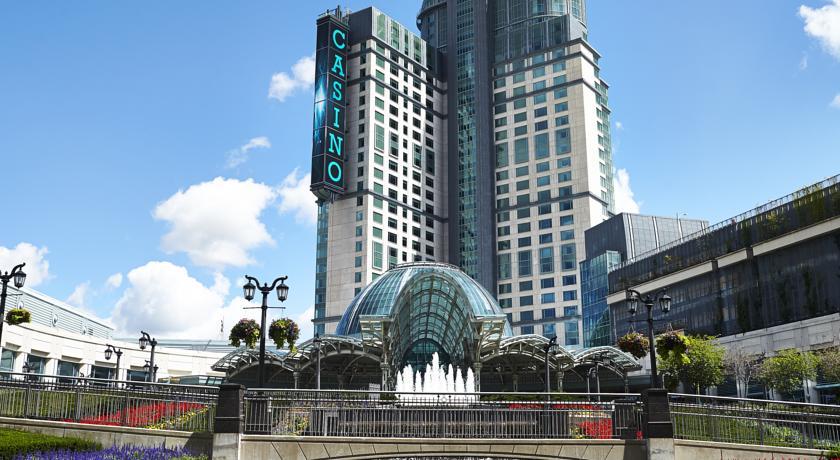 Hilton Niagara Falls/Fallsview Hotel & Suites, Niagara Falls