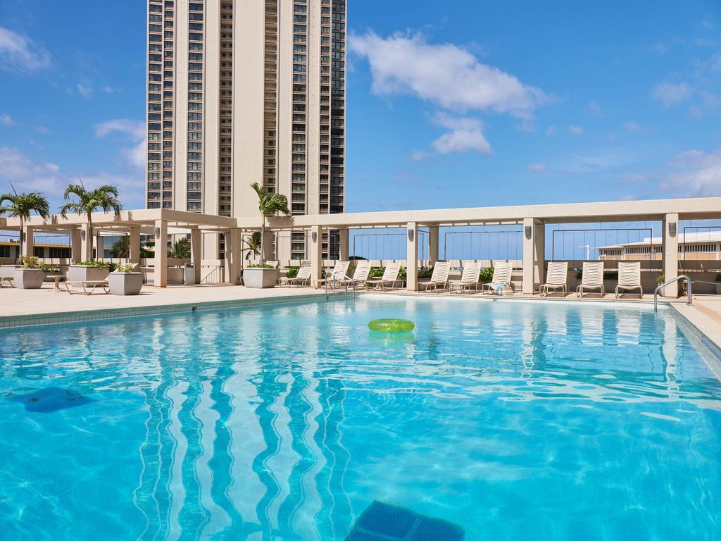 Ala Moana Hotel, Honolulu 6